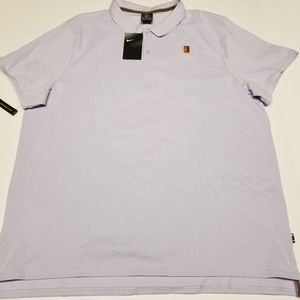 Nike Court Heritage Polo Shirt Size XXL